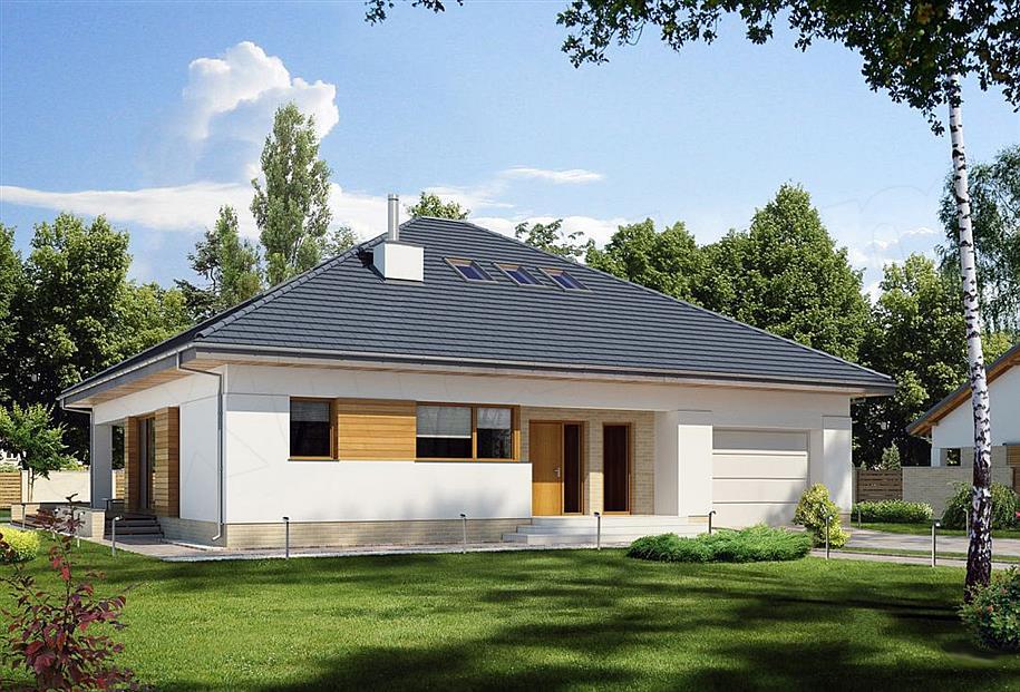 Projekt domu E-176 1