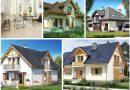 Jak dobrać okna do wykuszu? Projekty domów z wykuszem